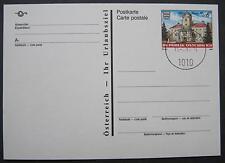 Postkarte Schloss Rosenau mit Tagesstempel 1010 Wien