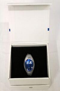 Z18 Smart Watch Bracelet Heart Rate Blood Oxygen  Silver Tone