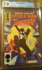 Marvel Team-Up Spider-Man and Daredevil #141 Marvel May 1984 CGC 7.0