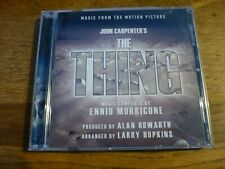 THE THING - Music from the Motion Picture by Ennio Morricone LIMITED EDITION