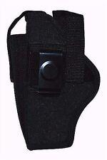 Ambidextrous Gun Belt Holster Pouch Fits Full Glock S&W Sig w/Rails Size 26 260B