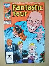 Comics- THE FANTASTIC FOUR, Vol.1, No.300, March 1987 (Exc* )