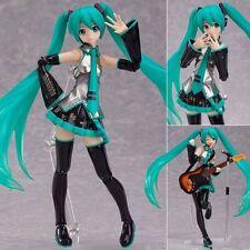Miku Hatsune (Vocaloid) Anime Manga Figuren Set H:14cm Neu