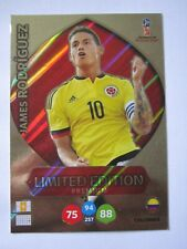 World Cup Russia 2018 Premium Ltd Edition - James Rodriguez of Colombia