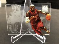 Lebron James 2012-13 Panini Elite Glass #10 MINT
