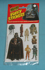 vintage Topps Star Wars ESB PUFFY STICKERS new in package