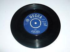 """ANTHONY NEWLEY - Why - 1960 UK 7"""" vinyl single"""
