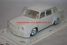 BRM083 1/24 Slotcar R8 Gordini Bianco Kit