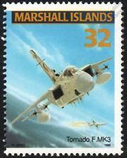 RAF PANAVIA TORNADO F3 Air Defence Variant ADV Aircraft Stamp (Marshall Islands)