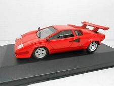 COCHE LAMBORGHINI COUNTACH ALTAYA AGOSTINI 1/43 METAL MODEL CAR 1:43 MINIATURA M