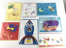 Hallmark + Paper Magic Greeting Cards Lot of 7 New Baby Birthday Retail  $55