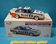 1:18 Classics - 1986 Bathurst 2nd Place - VK Commodore - Harvey/Lowe LE 750