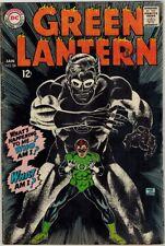 Green Lantern 58 (1968) F