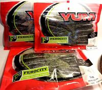 YUM Ferocity 4-inch Tube - Choice of Color ( One Pack Only )
