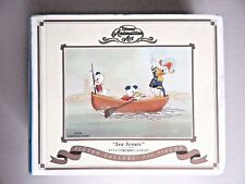Tenyo Disney Donald Duck Sea Scouts 300 pc Puzzle D-300-153 New