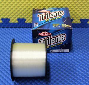 Berkley Trilene XT Extra Tough 8LB 3000YD Line Clear XT308-15 1003572