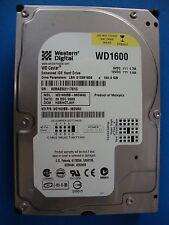 Western Digital WD1600BB-98DWA0 IDE 160GB Hard Drive DCM: HSBHNTJAH Tested