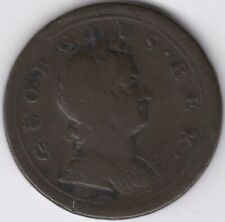 More details for 1723 george i halfpenny   british coins   pennies2pounds