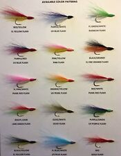 Walleye & White Bass Fishing Flies -buy 10 Get 5 Free