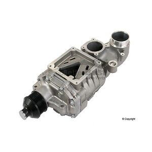 One New Genuine Supercharger 2710902780 for Mercedes MB C230