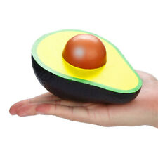 Funny Half Avocado Relax Slow Rising Cream Scented Relax  Stress Relief Toys