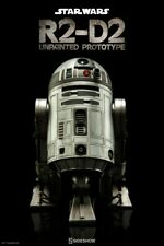 Star Wars Sideshow Collectibles R2-D2 Unpainted Prototype!