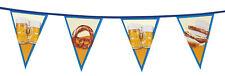 6M Oktoberfest Bavarian German Beer Party Pub Bunting Flags Banner Decoration