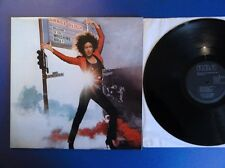 GRACE SLICK WELCOME TO THE WRECKING BALL rca A-1T UK PROMO Lp MINT