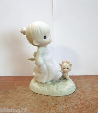 Enesco Precious Moments Walk In The Sonshine #524212 Nuevo en Caja (PR8)
