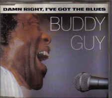 Buddy Guy-Damn Right Ive Got The Blues cd maxi single