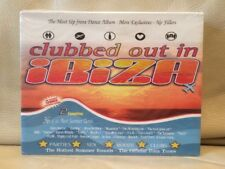 Clubbed Out In Ibiza - 1998 Double Tape UK Garage House Euro House NEW & SEALED