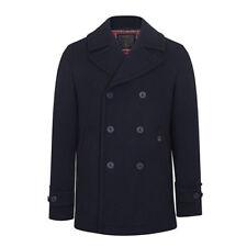 Cappotti e giacche da uomo lunghi misto lana doppiopetto