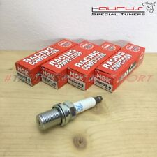 Set 4 candele NGK Racing R6601-8 VAG 2.0 TFSI TSI con motori da corsa elaborati