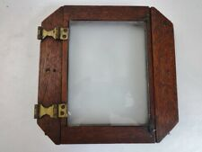 Antique Wooden Camera Part
