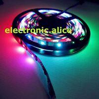 5M 5050 RGB SMD LED Strip Flex Light LPD 6803 IC NonWaterproof Magic Dream Color