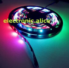 5M 5050 RGB SMD LED Strip Flex Light LPD 6803 IC NonWaterproof Magic Dream Color