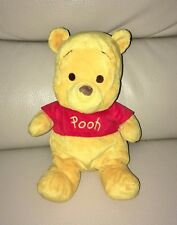 Official Collectable Walt Disney TY Beanie Babies Winnie the Pooh Soft Toy