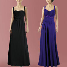 Prom Solid Dresses for Women with Ruched