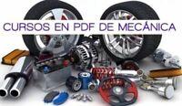 Cursos De Mecánica Automotríz 30 Libros Digitales