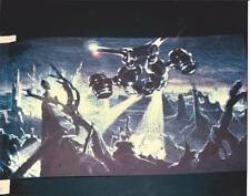 8 x 10 color photo of TERMINATOR Flying Hunter Killer art by James Cameron