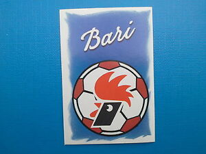 CALCIO FLASH 89 - SCUDETTO BARI