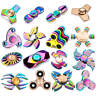 Fidget Hand Finger Spinner Aluminum Ceramic Bearing EDC Toys ADHD Stress Relieve