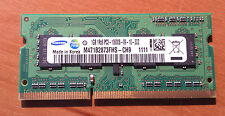 1GB  SAMSUNG 1RX8 DDR3 PC3-10600S  M471B2873FHS-SO-DIMM LAPTOP MEMORY