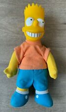 THE SIMPSONS: Vintage Bart Simpson plush – 1990 – COLLECTABLE & RARE!