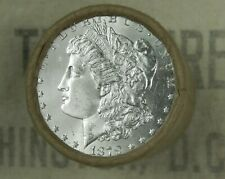 $20 BU MORGAN DOLLAR ROLL UNCIRCULATED SILVER 1879 & CC Mint ENDS DOLLARS Z22