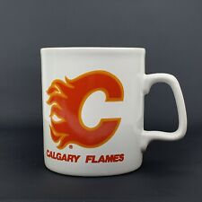 Calgary Flames NHL Ceramic Coffee Mug Cup Canadian Ice Hockey Made in England