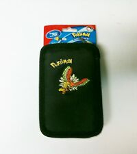 NEW BLACK Official Nintendo Pokemon Ho-Oh Carry Case Carrying for Game Boy Color