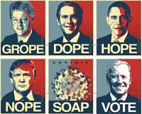 BIDEN HARRIS Flag President 2020 3x5 Banner Campaign Trump Funny Kamala Joe 🇺🇸