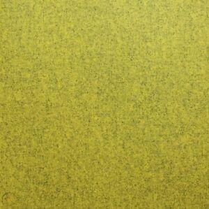 6 1/8 yd Maharam Divina Melange 421 Kvadrat Yellow Wool Fabric Free Ship! C6161