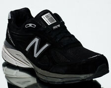 New Balance 990 Made In USA Men's Black Athletic Casual Lifestyle Sneakers Shoes